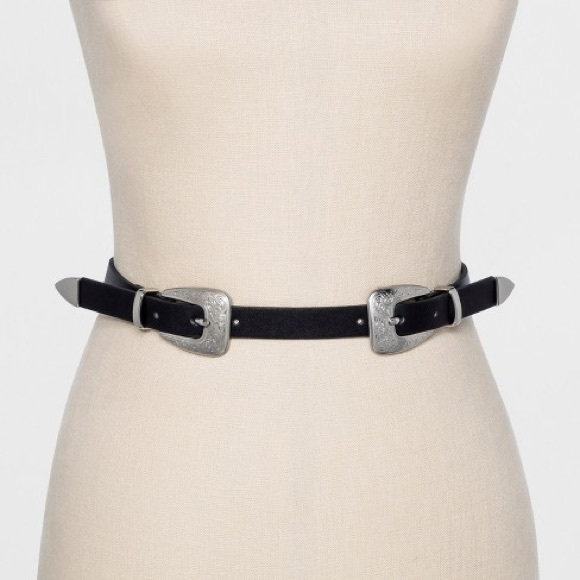 Mossimo Supply Co. Accessories - Double buckle belt